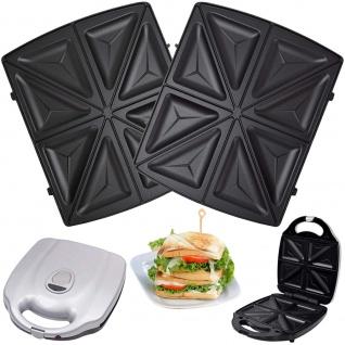 Syntrox Sandwichplatten für XXL Chef Maker ZN-2000W