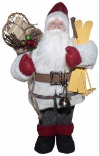 Weihnachtsmann Santaclaus Nikolaus ALVIN 45 cm