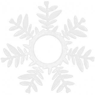 Mark Slöjd Fensterleuchterkranz Metall Schneeflocke