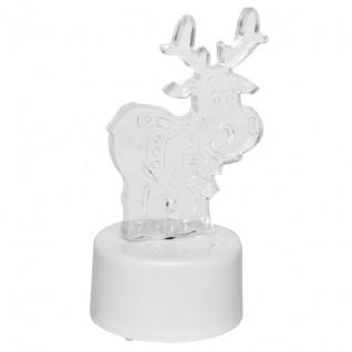 LED-Figur, 1 RGB-LED, MERRY Rentier