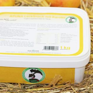 Apuna Leck Snack Karotte 5kg