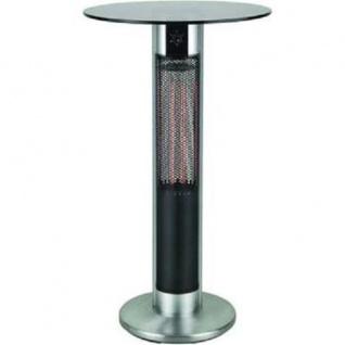 Syntrox Tisch Terrassenheizer 1600 Watt Bistrotisch Terrassenstrahler