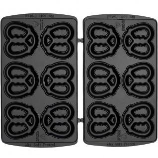 Syntrox Minisoftpretzel Platten für Chef Maker SM-1300W