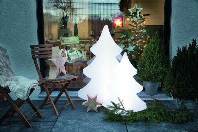 8 seasons design Shining Tree 2D 78cm LED Weihnachtsbaum