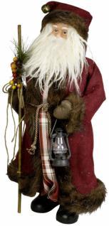Weihnachtsmann Santaclaus Nikolaus EUGEN 45 cm