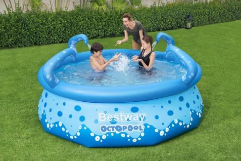 Bestway Fast Set Pool OktoPool ohne Pumpe