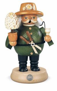 Müller-Kleinkunst aus dem Erzgebirge® seit 1899 Räuchermann, mittelgroß
