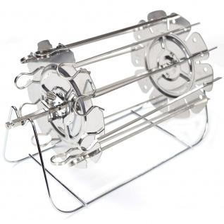 Syntrox Halter - Zubehör-Teil Erweiterung für unsere Airfryer Heißluftfritteusen AF-1 - Vorschau 4