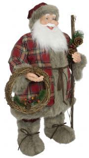 Weihnachtsmann Egill 80cm, Nikolaus