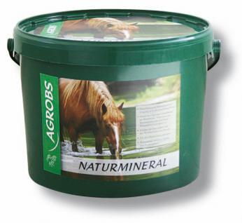 Agrobs Naturmineral 10 kg, reich an Mineralstoffen, Vitaminen, Spurenelementen