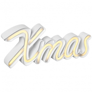 Weihnachtsbild, warmweiße