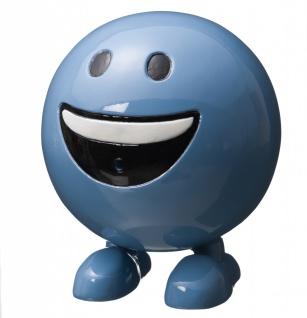 Ubbink Wasserspiel BE HAPPY - Polystone, H29 x Ø25 cm, blau