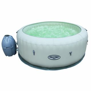 Aufblasbarer Whirlpool Wellness WhirlPool Lay Z-Spa Paris, 196 x 66 cm
