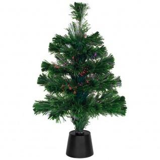Weihnachtsbäumchen, RGB-LEDs, Höhe 45 cm