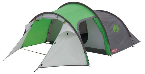 Coleman Cortes 3 Camping-Zelt für 3 Personen - Vorschau 2
