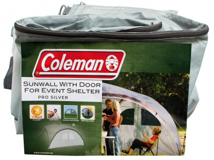 Coleman Event Shelter Pro L (3.65M) Sunwall with Door - Seitenwand mit Eingang