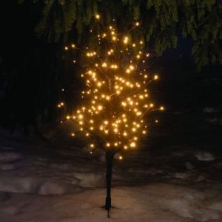 LED-Baum 100cm 200 BS warmweiß/braun