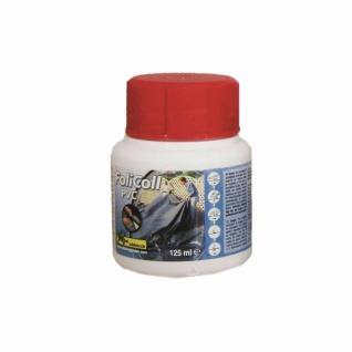 10 x Ubbink FOLICOLL - Kleber für Aqualiner PVC-Teichfolien, ausreichend für +/- 5m² - 125 ml