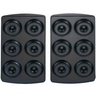 Syntrox Donutplatten für Chef Maker SM-1300W