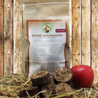 Apuna Apfelfasertaler Rote Beete, 1 kg