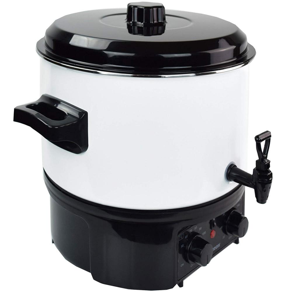 27 Liter Glühweinkocher Syntrox GK-1800W Einkochautomat Einkochtopf