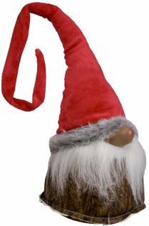 Weihnachtswichtel, Gnom 65 cm