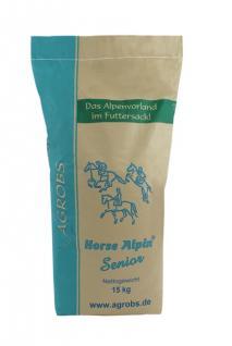 Agrobs Horse Alpin Senior, 15 kg