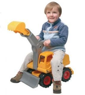 Minibagger Sitzbagger Bagger Sandbagger von WADER