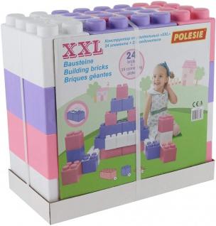 Wader XXL-Bausteine 24-tlg. Girls, mit 24 Verbindungen - Vorschau 2