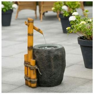Ubbink PIGADIA - Bambus Wasserspiel Wasserschaukel