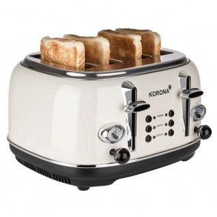 KORONA Retro-Toaster 21676