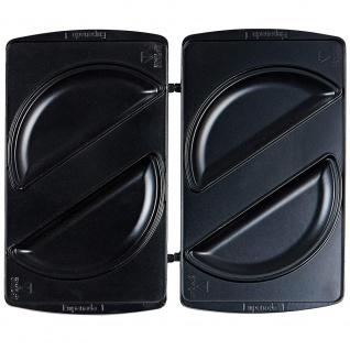 Syntrox Empanada Platten für Chef Maker SM-1300W