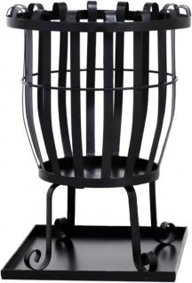 Feuerkorb Pagia, Ø x H: 39 x 51 cm