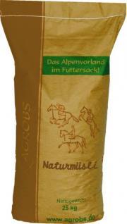 Agrobs Naturmüsli, 25 kg, Pferdemüsli
