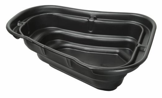Ubbink Teichbecken Start 750 Fertigteich Teich Fassungsvermögen 750 Liter