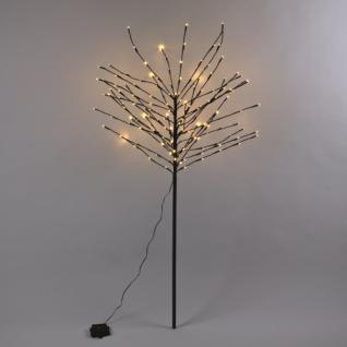 HEITRONIC LED beleuchteter Zweig für Innen und Außen Batteriebetrieb