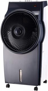 Syntrox 4 in 1 Luftkühler Luftbefeuchter Lufterfrischer und Ventilator AC-95W-B 8L black
