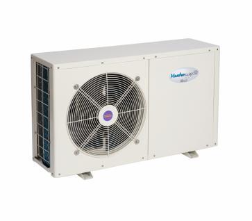 Heatermax 50 - Wärmepumpe 11, 5 KW