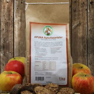 Apuna Apfelfasertaler pur