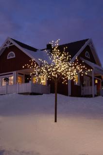LED Lichterbaum Lichterzweig Kirschblüte Höhe 2, 50 m warmweiß, Innen- oder Außen