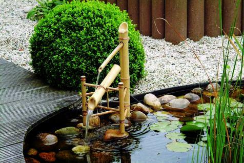 Ubbink Bambus - Wasserspiel - Vorschau 2