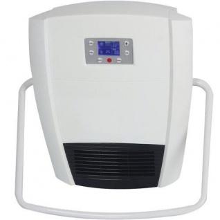Syntrox Digitaler Badheizer mit Handtuchhalter Badschnellheizer