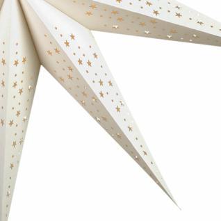Weihnachtsstern, SOVALLA Weihnachtsstern aus Papier
