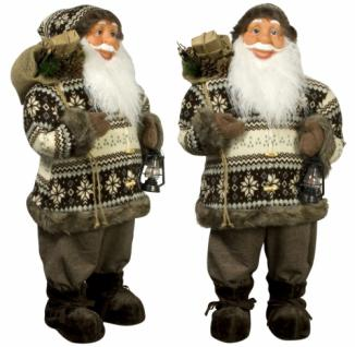 Weihnachtsmann Santaclaus Nikolaus MARTIN, 80 cm