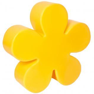 Außendekoleuchte, SHINING FLOWER, 1 x E27/20W, Ø 400 mm