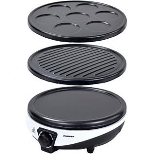 Syntrox 3 in 1 Crepemaker Pancakemaker Grill Luzern - Vorschau 1