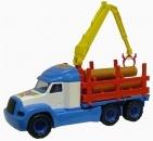 Polesie Freeway Truck-Holztransporter