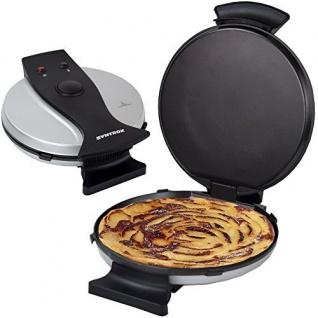 Syntrox Crepesmaker Crespeseisen Crepespfanne Pancakemaker Omelettemaker Eierkuchenma