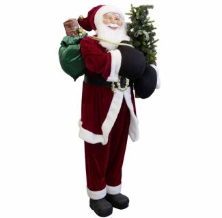 Weihnachtsmann Philip 150 cm