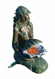 Ubbink Oslo - Wasserspiel Meerjungfrau mit LED
